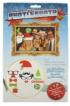 12 PC Photo Booth Selfie Props - Adult Party - Set Adults Fun Merry Chr... - $2.39