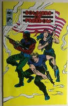 Soldiers Of Freedom #1 (1987) Ac Comics Color VG+/FINE- - $12.86