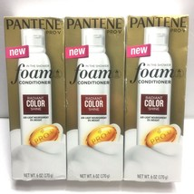 Pantene Pro-V In Shower Foam Hair Conditioner, Radiant Color Shine, 3 Pack - $13.46