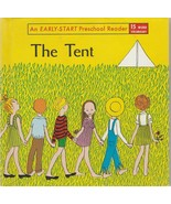 The Tent by Dorothy Z. Seymour 1965 An Early Start Preschool Reader Dach... - $9.89