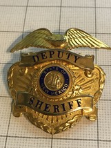 Obsolete New Mexico Deputy Sheriff Badge - $85.00