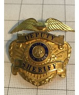 Obsolete New Mexico Deputy Sheriff Badge - $85.00