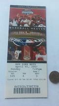 Season Ticket to 1st Game of 2007 MLB Season: Mets at Cardinals on April 1 - $9.32