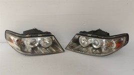 05-09 Saab 9/7X 9-7X 97x Xenon HID Headlight Head Light Lamp Matching Set L&R image 1
