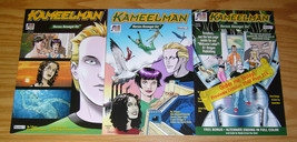 Kameelman #1-3 VF/NM complete series - ron randall - #1 is the preview v... - $9.99