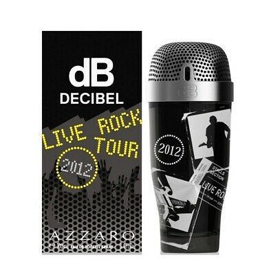 Azzaro db decibel 3.4 oz cologne