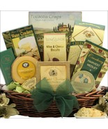 Holiday Cheese Delights: Cheese Holiday Christmas Gift Basket, CHCHS - $61.73