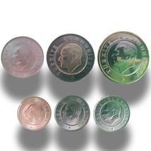 Turkey current coin set of 6 pcs UNC - $2.49