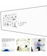 Film Magnetic White Board Decoration Self Adhesive Films Kid Wall Poster... - $48.79