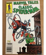 Marvel Tales #224 Featuring Class Spider-Man Comic Book McFarlane VF+ Co... - $24.99