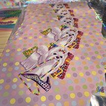 Lisa Frank Stickers Stationery Lot Princess Pearls Puppies Sandcastles Dalmatian image 9