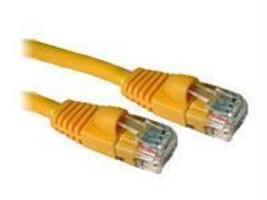 7 ft CAT5e Snagless Patch Cable Yellow - $10.37