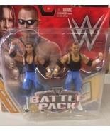 Hart Foundation WWE Mattel Battle Pack Series 47 Figure Mint Packaging - $19.62