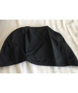 New DaCee Womens Kids Swim Cap Lycra Bathing Cap Black One Size Fits All - $7.21