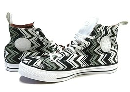 NEW Converse x Missoni Chuck Taylor All Star Women's Size 11 High Top Sn... - $98.95