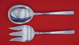 """Epic by Gorham Sterling Silver Salad Serving Set 2-piece FH AS 9"""" - $289.00"""