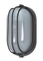 Nuvo Lighting 60/525 Bulkhead 1-Light Oval Cage 60W A19, Architectual Br... - $49.30