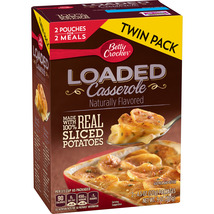 Betty Crocker Loaded Casserole Potatoes, 9 oz Box - $5.00