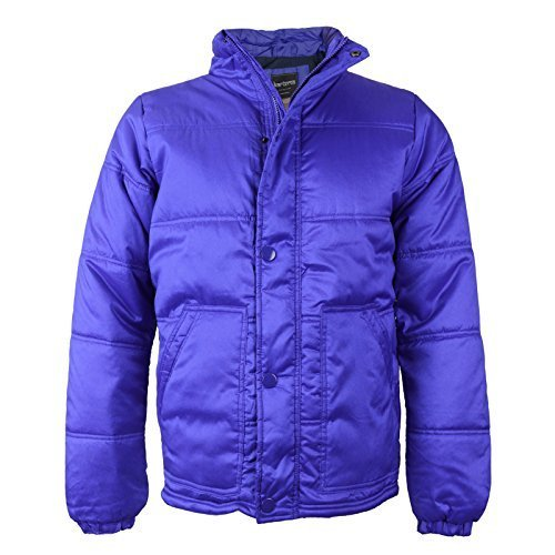 KARIZMA Mens Lightweight Water Resistant Insulated Puffer Jacket DANIEL2 (XL, Ro