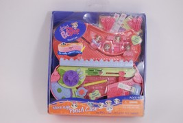 LPS Littlest Pet Shop Teeniest Tiniest Store 'N' Go Pencil Case 4 Pets & Accesso