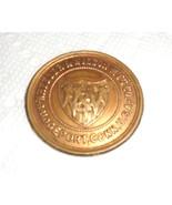 Wheeler & Wilson D9 Base W & W Medallion Insert Nice - $15.00