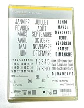 Project Life Stampin Up 136706 Au jour le jour French Baby Rubber Stamps... - $11.87