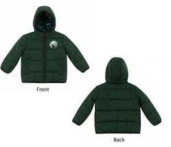 Jurassic Park Puffy Coat in Size 4 T Rex Ski Jacket Puffer - $26.99