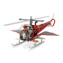 Hallmark Keepsake Batman Helicopter Batcopter Christmas Ornament! - $19.34