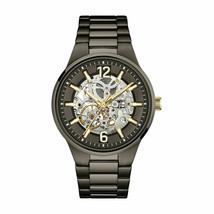 Caravelle New York by Bulova Men's Automatic Gunmetal Band 43mm Watch 45... - £91.70 GBP