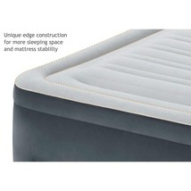 Intex Comfort Plush Elevated Dura-Beam Airbed With Built-In Electric Pump - ₨4,073.29 INR+