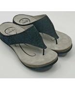 Abeo Bravo Women's Sandals Slides Black  Neutral Footbed( 2541 ) - $27.00