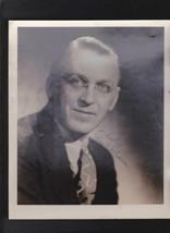 John W Schaum autographed 8 1/2 x 11 b/w photo Piano - $11.38