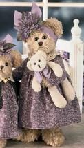 "Bearington Bears ""Suzy & Snoozy"" 14"" Collectible Bear- Sku #1527- New- 2004 - $39.99"