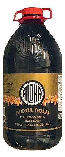 Aloha Gold Premium Soy Sauce LARGE 64 Ounce and 50 similar items