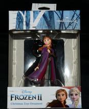 Disney Hallmark * Frozen Ii Anna * Christmas Tree Ornament, 2019, NEW/BOX - $10.99