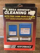 Performance Kit di Pulizia Sega Genesis & Game Gear Nuovo - $10.41