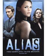 Alias - The Complete Third Season (DVD, 2004, 6... - $11.95