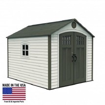 Lifetime 8x10 Storage Shed Kit w/ Corner Trims [60117] - $1,288.00