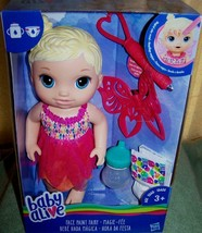 """Baby Alive FACE PAINT FAIRY 12"""" Blonde Doll New - $17.33"""