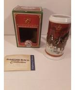 Anheuser Busch 2004 25th Anniversary Beer Stein - $22.76