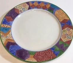 "Sango ""GYPSY DANCER"" 1 Dinner Plate by Sue Zipkin (Oven Safe) # 0505-102 - $17.81"