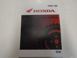 1991 1992 1993 1994 1995 Honda EZ90 Cub Service Repair Shop Manual FACTO... - $102.29