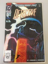 Detective Comics (1937 1st Series) Annual #4 Signed by Louise Simonson V... - $9.90