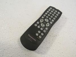 Panasonic Universal VCR TV Remote Control Black LSSQ0263-1 - $17.10