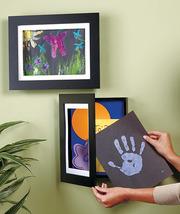 """8.5""""x 11"""" Easy Change Artwork Frame - $12.97"""