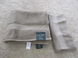 BNWT Lauren Ralph Lauren 100% cotton Towels, Wescott assorted - $22.76+