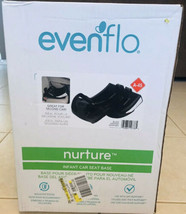 Evenflo Nurture Infant Baby Car Seat Base ~ Black ~ Great For Second Car! ~ New - $10.88