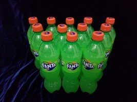 12x FANTA Exotic Full Bottles from Albania 0.5L 72hrs delivery with DHL ... - $238.00