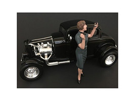50\'s Style Figure IV  for 1:24 Scale Models by American Diorama - $15.76