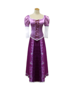 Easter Cosplay Purple Tangled Princess Fancy Dress Rapunzel Costume for ... - $32.18+